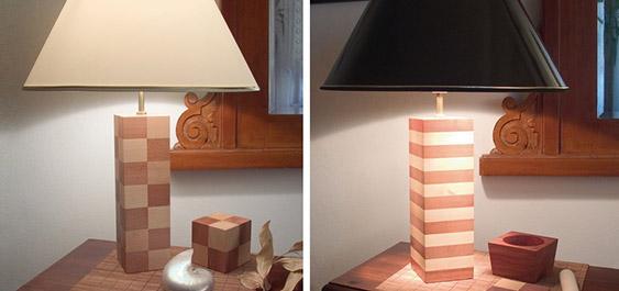 stone-lampe